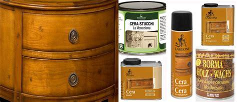 Cera para proteger muebles de madera - La Casa de Pinturas ...