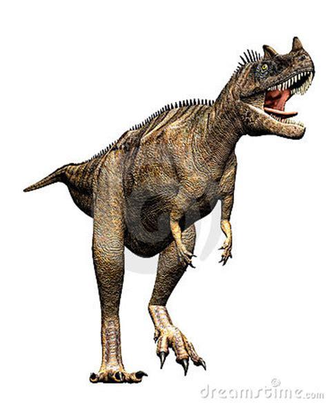 Ceratosaurus Dinosaur Ready To Attack Stock Photography ...