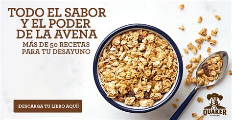 Cereales de avena para el Desayuno - Quaker España