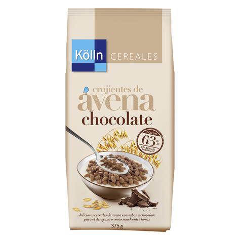 Cereales de avena y chocolate Kölln 375 g. Kölln ...