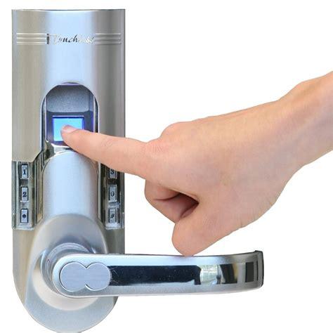 Cerradura Chapa De Seguridad Para Puerta Huella - $ 7,325 ...