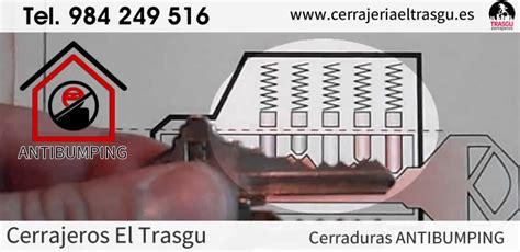Cerraduras ANTIBUMPING Asturias: bombillos y cilindros ...