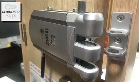 Cerraduras Invisibles y Electrónicas con Mando a Distancia ...