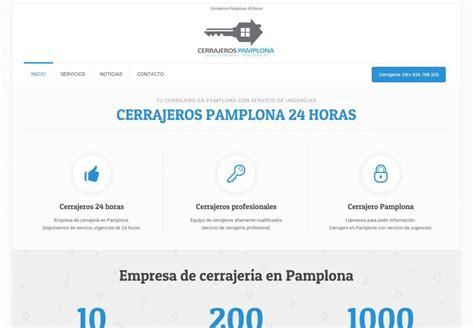 Cerrajeros Pamplona 24 Horas   Agencia de Posicionamiento Web