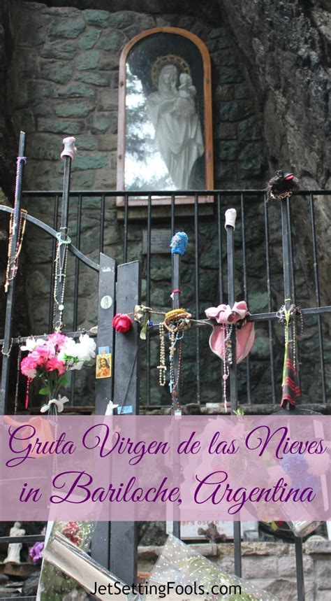 Cerro Catedral and Gruta Virgen de las Nieves in Bariloche ...