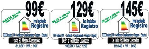 Certificación Energética - Certificado eficiencia ...