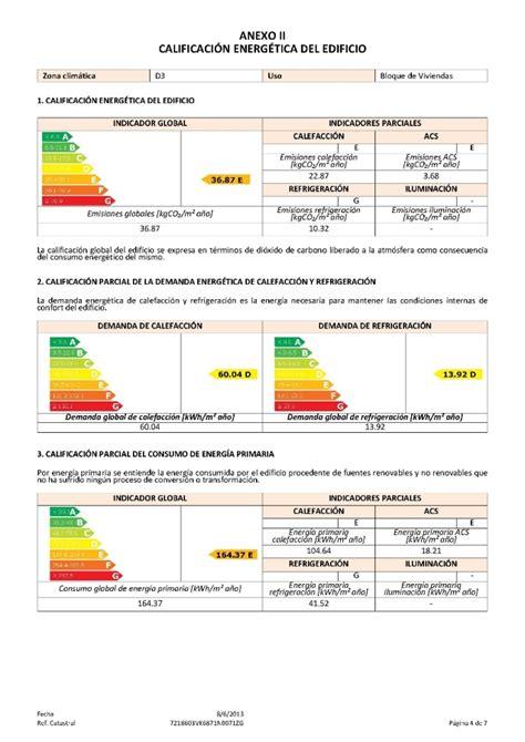 Certificación Energética | Ideas Arquitectos