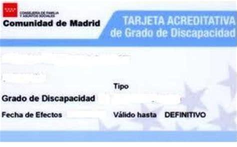 Certificado de discapacidad - Surestea