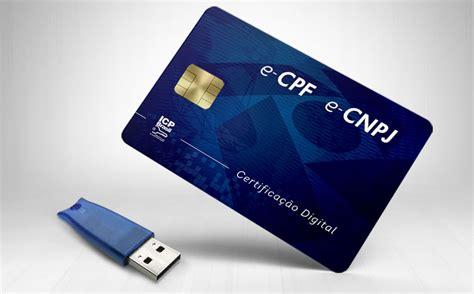 Certificado Digital   O que é, quais os tipos e para que ...