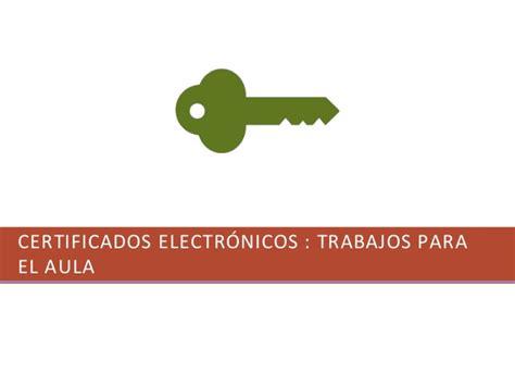 Certificado digital persona física de la FNMT