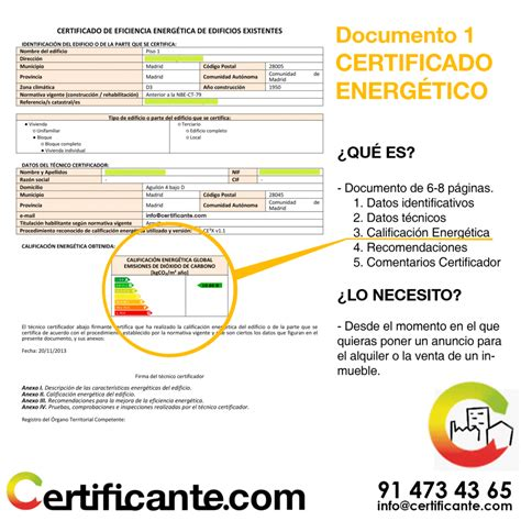 CERTIFICADO ENERGETICO – Certificado Energetico ...