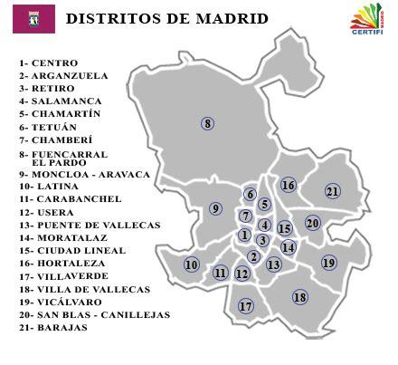 CertifiMadrid Certificado Energético en la Comunidad de Madrid