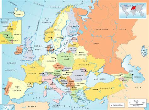 Cervantes 6è Primària: RAP GEOGRÁFICO: Países y capitales ...