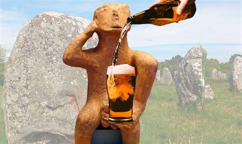 Cerveza, ¿¡entre nostros desde el Neolítico!?