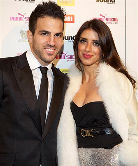 Cesc Fàbregas becomes a brother again at the age of 27