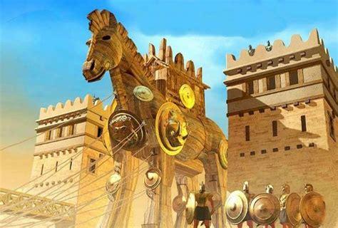 CFK y una confusión con la historia del caballo de Troya ...