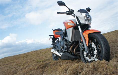 CFMoto, motos de cilindrada media fabricadas en China