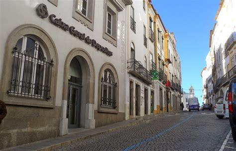 CGD centro de Évora - Bancos de Portugal