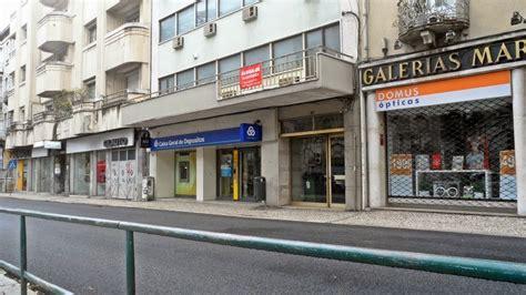 CGD Duque de Loulé Lisboa - Bancos de Portugal