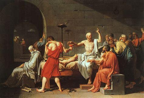 CGFA- J. L. David: The Death of Socrates