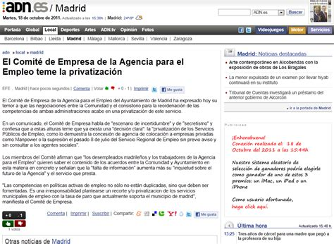 CGT Agencia para el Empleo: Los medios de comunicación se ...