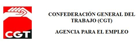 CGT Agencia para el Empleo