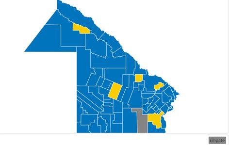 #Chaco – resultados de las elecciones legislativas 2017 ...