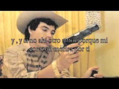 Chalino Sanchez - Alma Enamorada ( letra) - ViYoutube