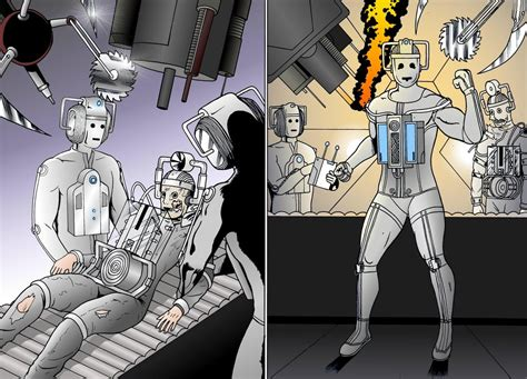 Challenge: Make the Cybermen Frightening Again | Page 9 ...