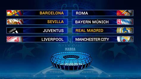 Champions League 2017/2018 Liga de Campeones