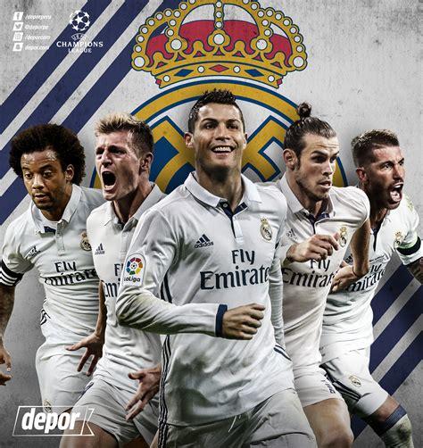 Champions League: descarga gratis el Wallpaper del Real ...