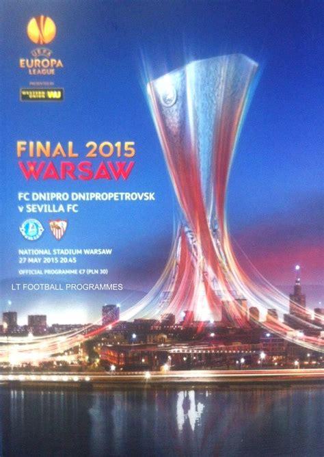 CHAMPIONS LEAGUE / EUROPEAN CUP : LT Football Programmes