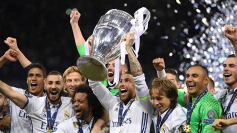 Champions   Real Madrid campeón: Cristiano, duodécima ...