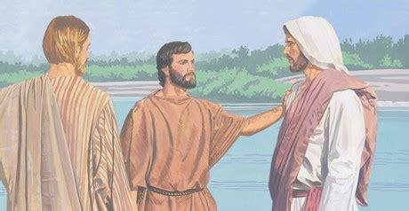Chapter 10: Jesus Is Baptized