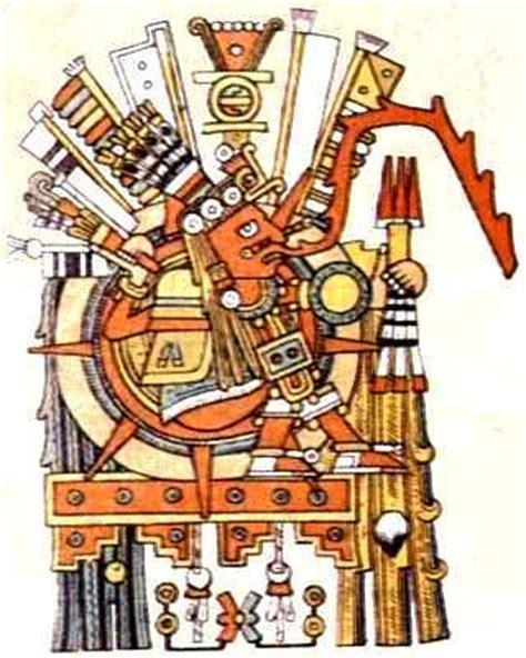 Chapter 7 - Aztec Cosmogony | Samael Gnosis