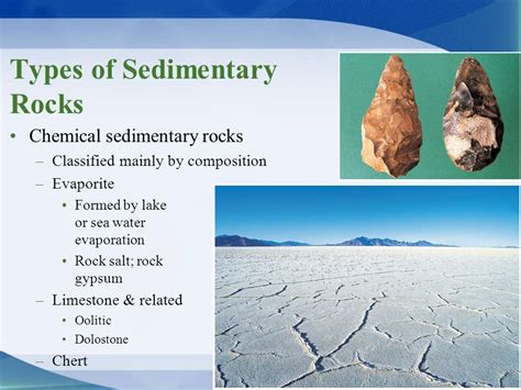 Chapter 8 – FROM SEDIMENT INTO SEDIMENTARY ROCK   ppt ...