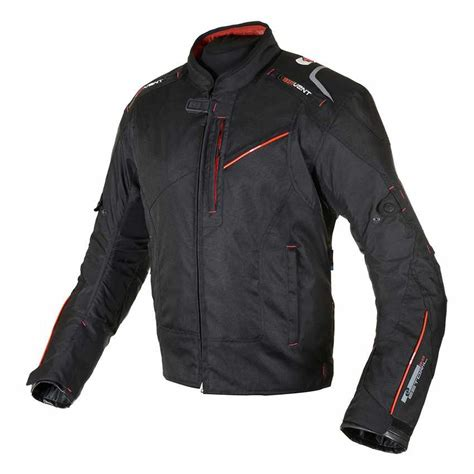 Chaqueta impermeable para moto Estoril de Oxford