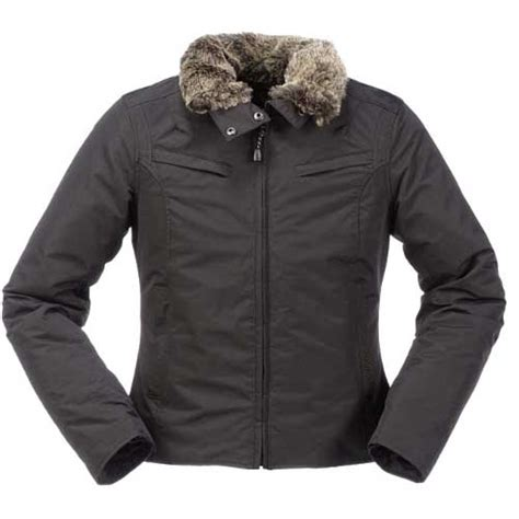 chaqueta moto invierno impermeable