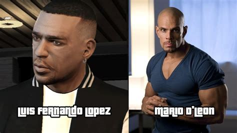 Characters and Voice Actors - Grand Theft Auto: The Ballad ...