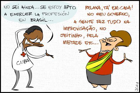 Charge: Importação de médicos   PSDB – Partido da Social ...
