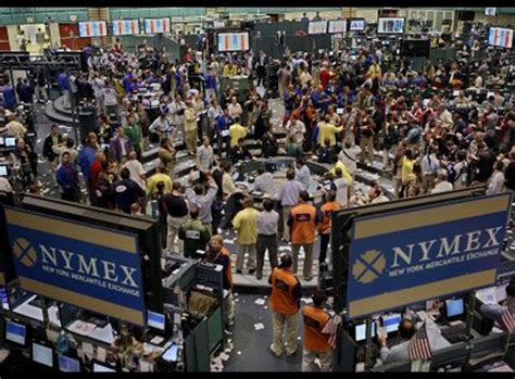 Charitybuzz: Exclusive Tour of the NYMEX Trading Floor in ...
