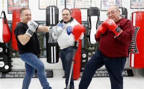 Charlie, el 'sparring' del boxeo español