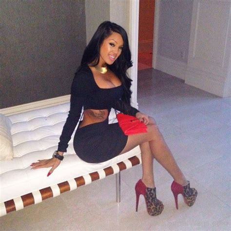Charlie Villanueva Fiance | Super WAGS   Hottest Wives and ...
