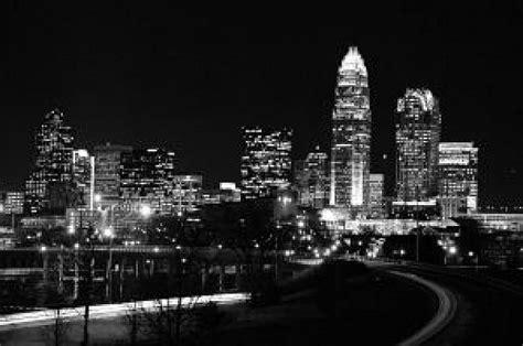 Charlotte Carolina del Norte en la noche   Descargar Fotos ...