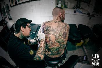 chatarras palace - LTW Tattoo & Piercing Barcelona