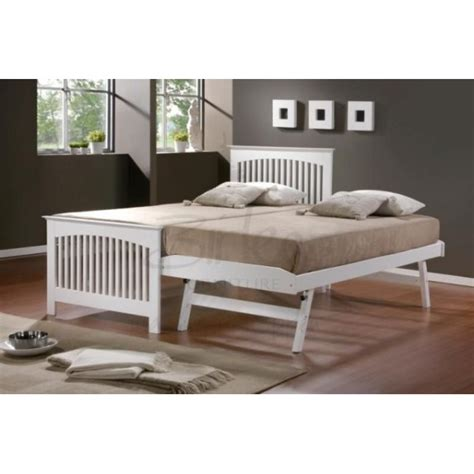 Cheap Birlea Toronto White Guest bed and Trundle for sale ...