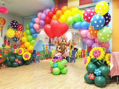 Cheapest Balloon Decorations For Birthday Party | Party ...