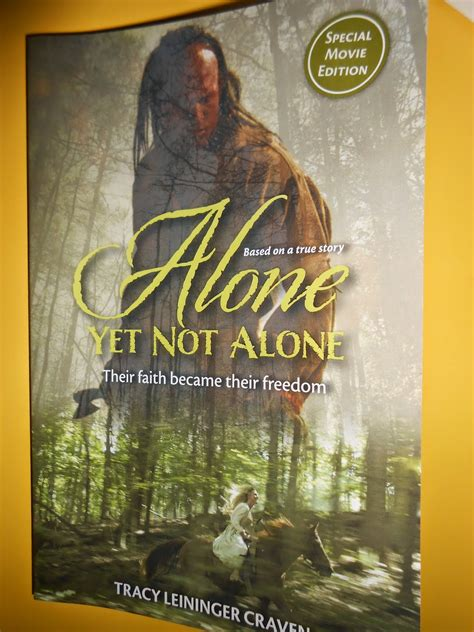 Check it Out! with Dawn: Book Review & Giveaway: Alone Yet ...