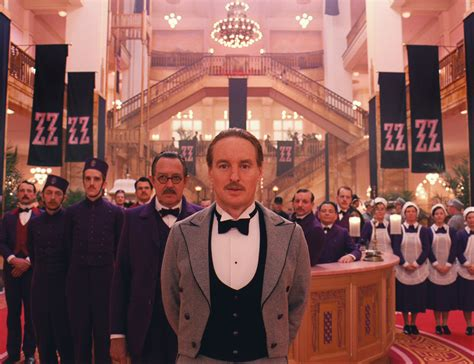 Checking into The Grand Budapest Hotel / The Dissolve
