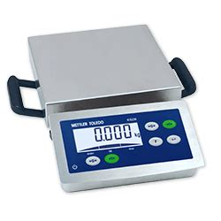 Checkweigher Scales for manual checkweighing | METTLER TOLEDO